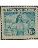 フィリピン1943年外国切手